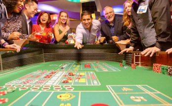craps är ett känt spel vid casinon